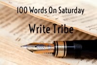 http://writetribe.com/100-words-saturday-2014-4/