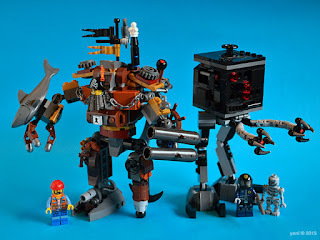lego: metalbeard's duel - the full set