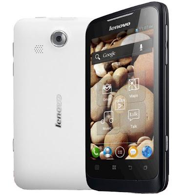 Spesifikasi Lenovo Ideaphone P700i