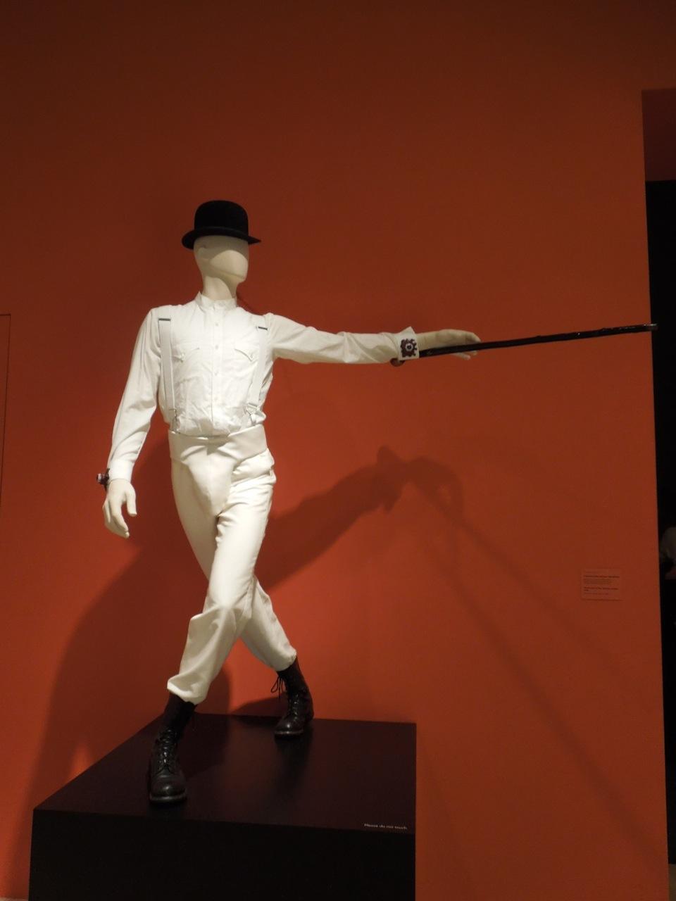 Alex DeLarge costume Clockwork Orange