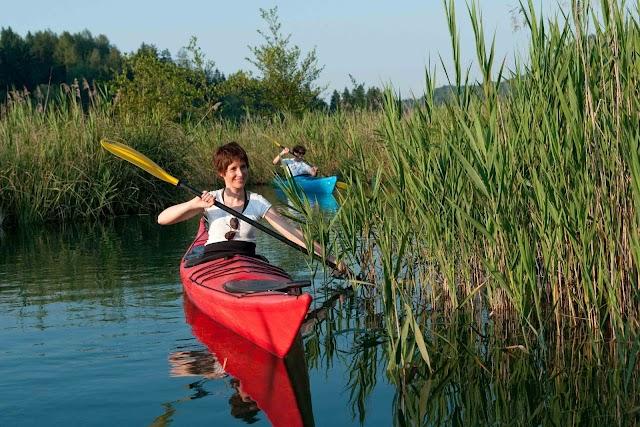 Ferrata, canoa e natura: l'avventura a Villach