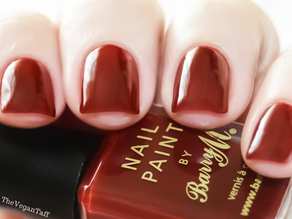 Barry M Red Wine