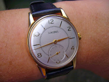 LONGINES SOLID GOLD