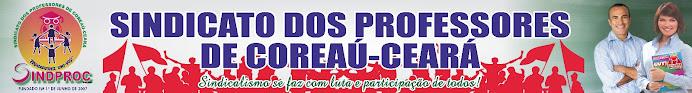 SINDICATO DOS PROFESSORES DE COREAÚ - CEARÁ