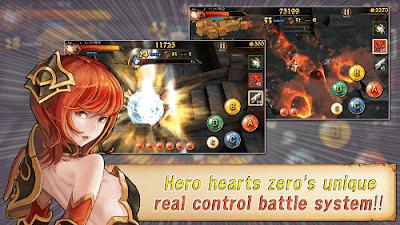Hero Hearts Zero v1.0.207 Mod Apk Data (Mega Mod) 1