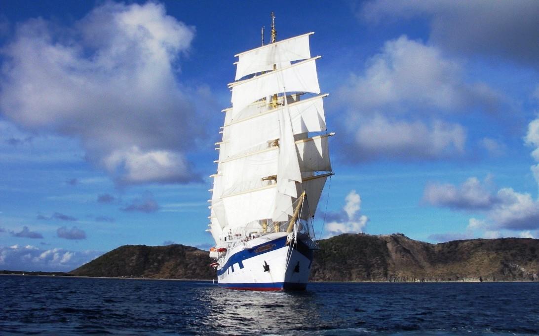 wallpaper sailing