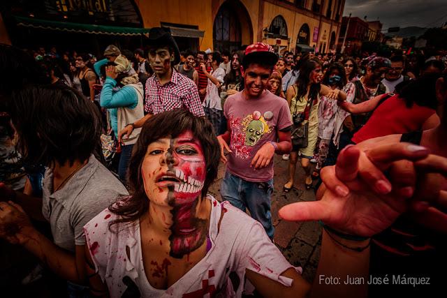 10 Tips para Tomar Fotografías de Zombis, fotografía, zombis, Zombi Walk México, Lightroom 4, Resident Evil Extintion, peliculas de zombis, escuelas de fotografia,