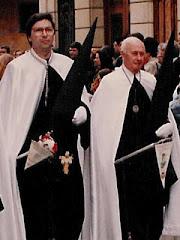 EOS reconoce la labor de los Hermanos Mayores y fue un ejemplo el HERMANO MAYOR VICENTE PÉREZ