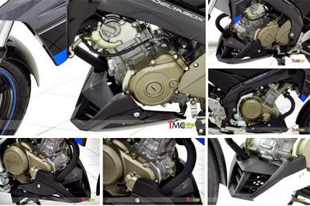 gambar mesin Yamaha New Vixion Advance