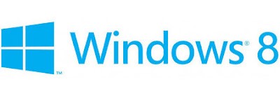 Logo oficial de Windows 8