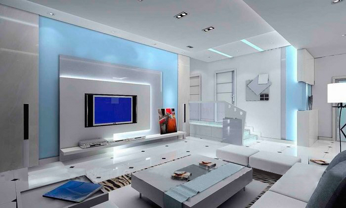 Lovely Living Room Design In Malaysia