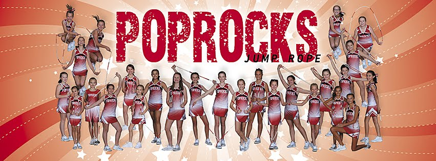Troy Pop Rocks Jump Rope Team