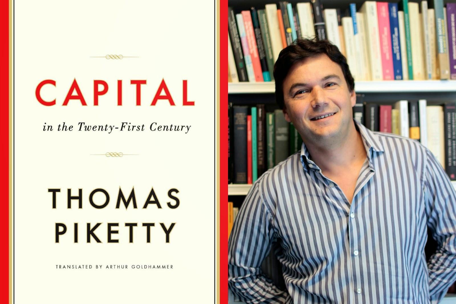 El capital en el siglo xxi de thomas piketty rese a de un no lector