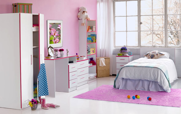 Toddler Girl Bedroom Decorating Ideas