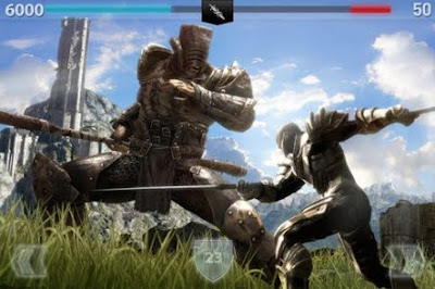 Infinity Blade II Game