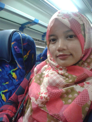 Train From JB to Kuala Lumpur