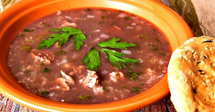 Суп из ребер говядины рецепты