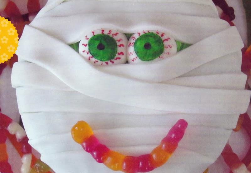 How To Make Birthday Cake How To Make An Egyptian Mummy Cake