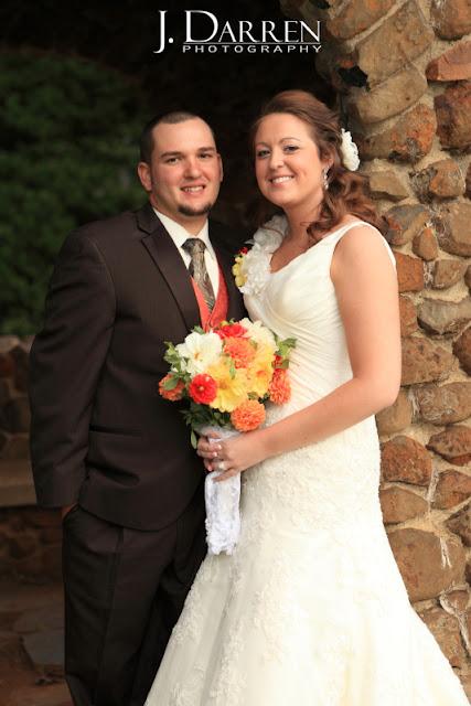pics of the bride and groom together at a Bermuda Run Counrty Club Wedding in Bermuda Run North Carolina