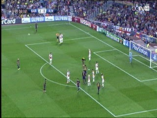 اهداف مباراة برشلونة واياكس 3-1 دورى ابطال اوربا 21-10-2014 Barcelona Vs Ajax  Champions League
