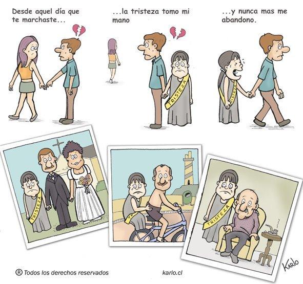 historias sobre la felicidad: