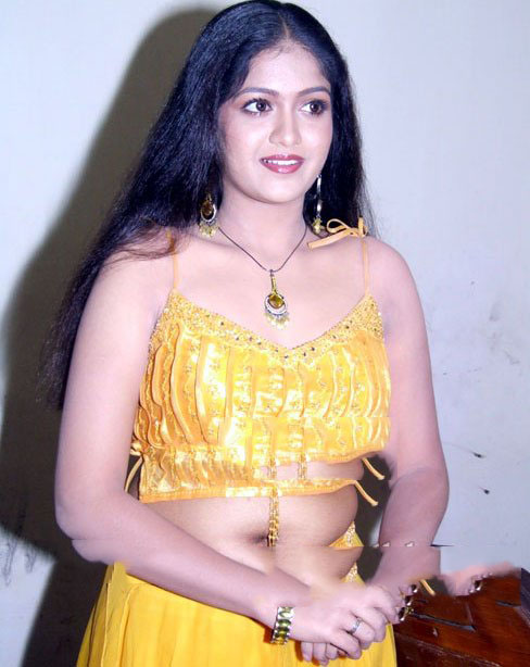 Meghana Raj spicy actress Hot Navel photos - cinefashiongallery