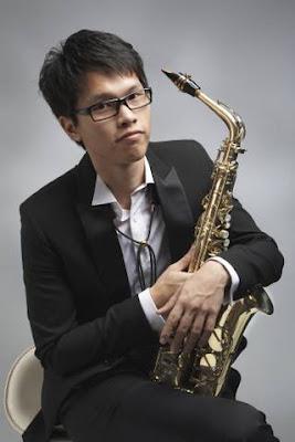 Saxophonist 沈子傑