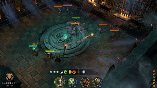 Aarklash Legacy - PC (Download Completo em Torrent)