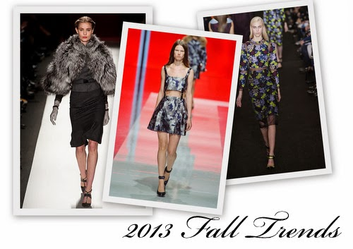 2013 Fall Fashion Trends