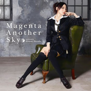 Arcana Famiglia OP Single - Magenta Another Sky