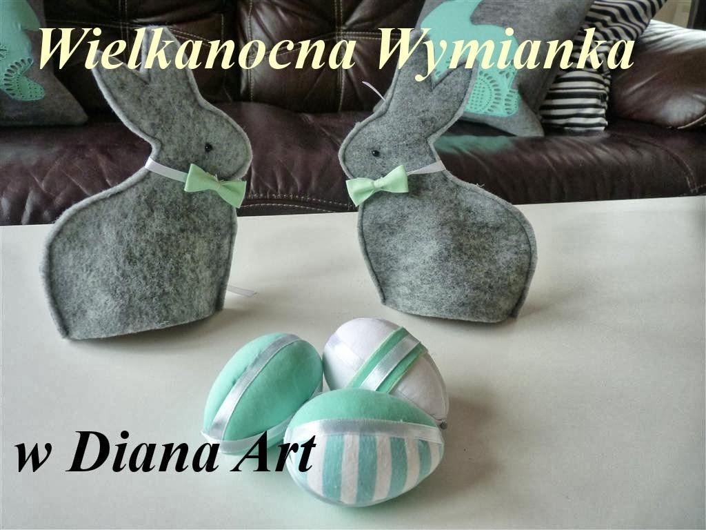 Wielkanoca wymianka u Diany