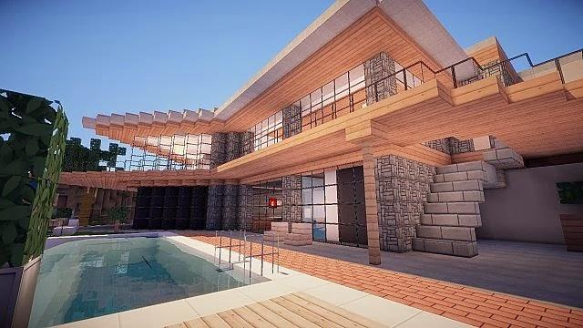 gta 5 casas modernas