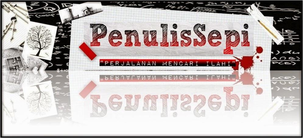 PENULIS SEPI