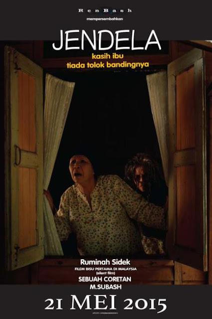 Jendela (2015), Tonton Full Movie, Tonton Filem Melayu, Tonton Filem Baru, Tonton Filem Online, Tonton Filem Terkini.