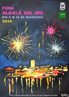 Alcalá del Río - Feria 2014 - Manuel Ramón Pino Velázquez