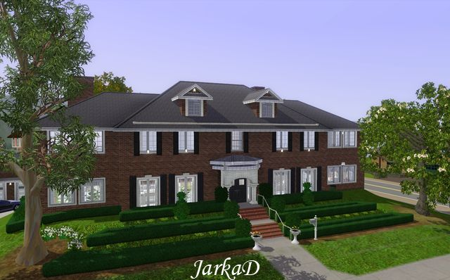 My Sims 3 Blog Home Alone Inspired House By Jarkad