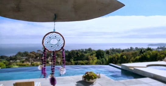 The Heirs:  Dreamcatcher overlooking California beach