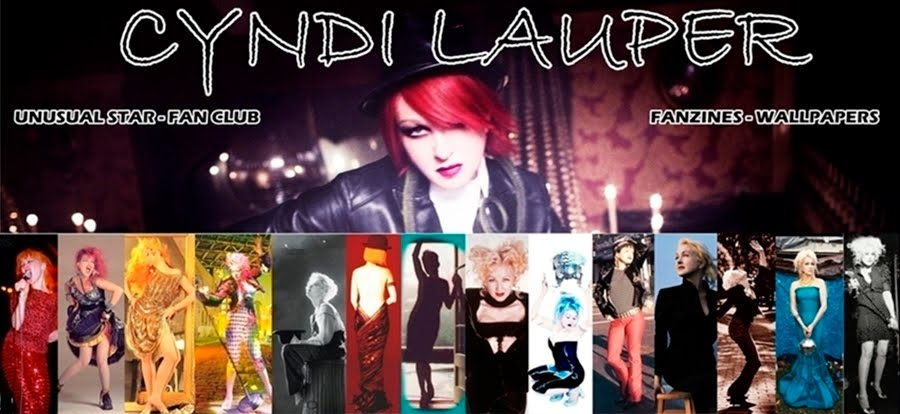 CYNDI LAUPER - UNUSUAL STAR