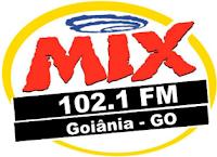Rádio Mix FM de Goiânia ao vivo