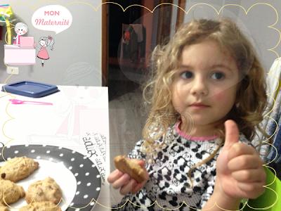 mon maternité cookies da mamãe