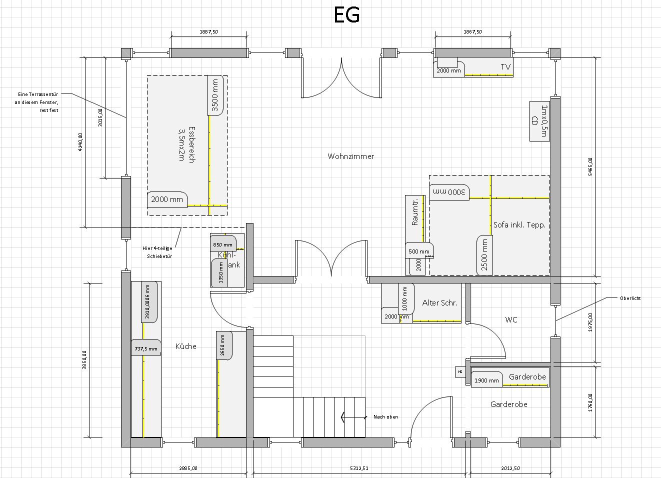 unsere stadtvilla bautagebuch januar 2012. Black Bedroom Furniture Sets. Home Design Ideas
