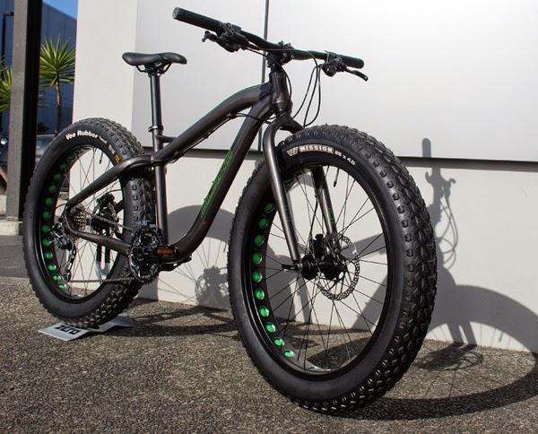Avanti Tracker Fat Tired Mountain Bike Preview