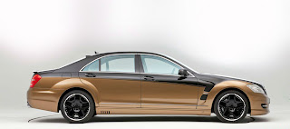 Mercedes Benz Lorinser S70