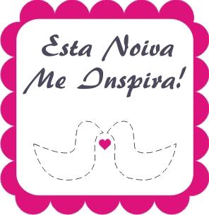 Selinho do blog Nosso casamento dos sonhos