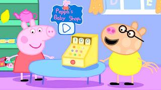 Peppa Pig Baby Shop App