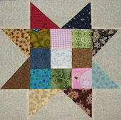 Scrappy Star Sew Along
