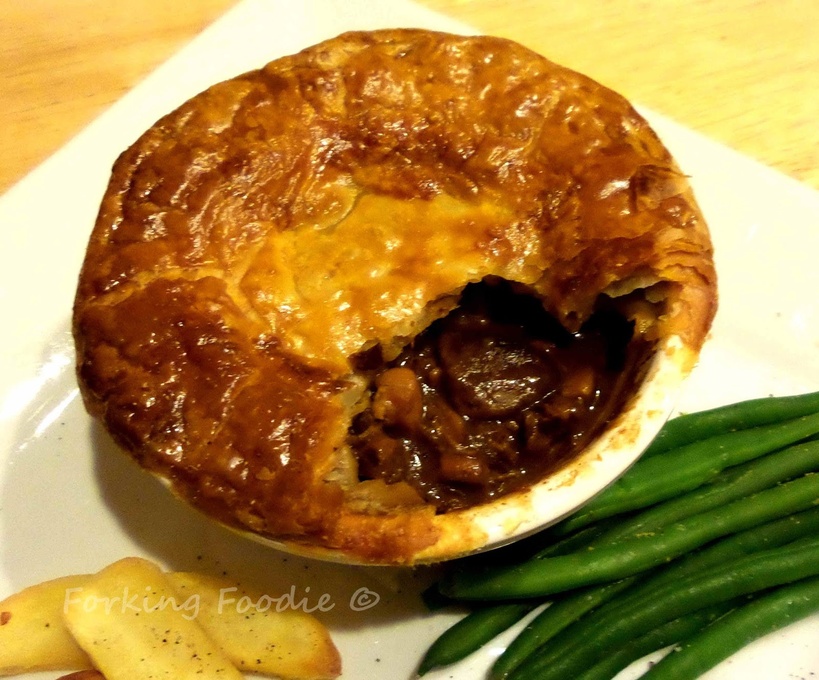 Good Food Steak And Ale Pie
