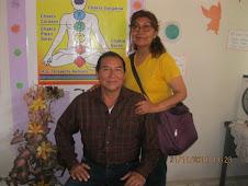 Romulo y Marthita...Fans de la Medicina Alternativa....