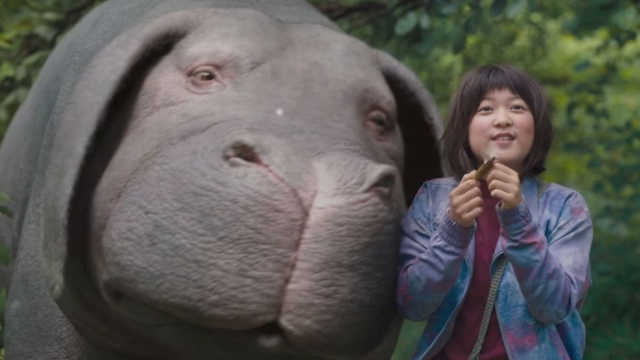 Hình ảnh phim Siêu Lợn Okja