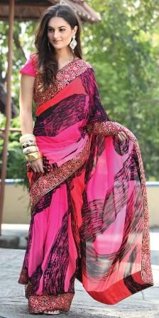 Party-Wear-Saree 2013-14